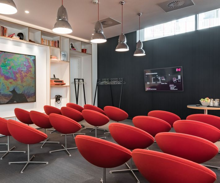 salles de réunion 5 au societyM Rotterdam