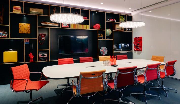 salles de réunion 2 au societyM Paris La Défense