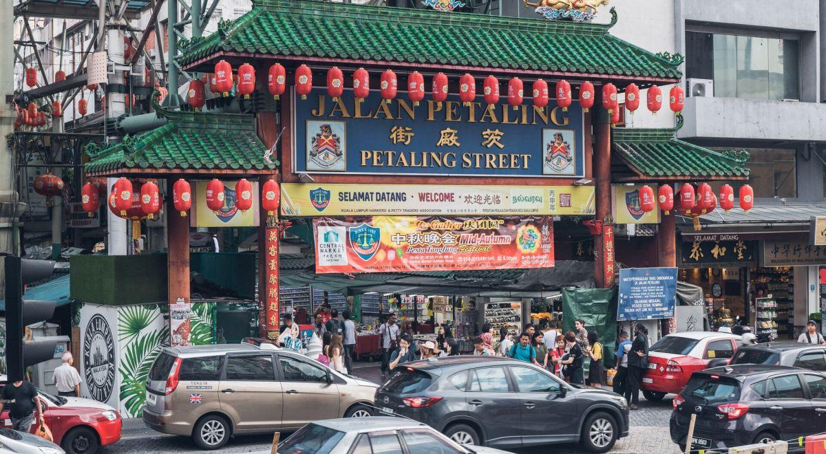 Jalan Petaling street Kuala Lumpur