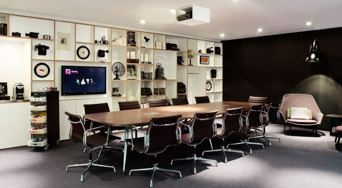 citizenM London Bankside hotel - societyM meeting rooms