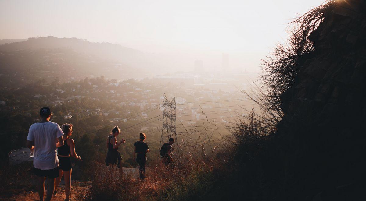 Los angeles hike