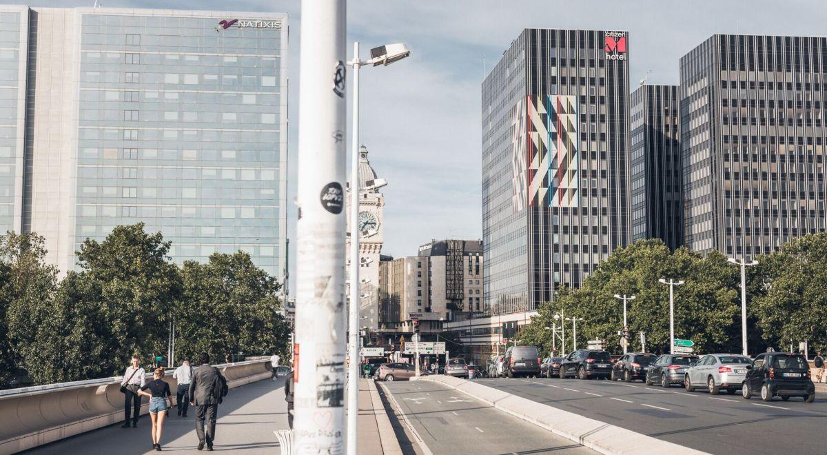 citizenM Paris Gare de Lyon building view