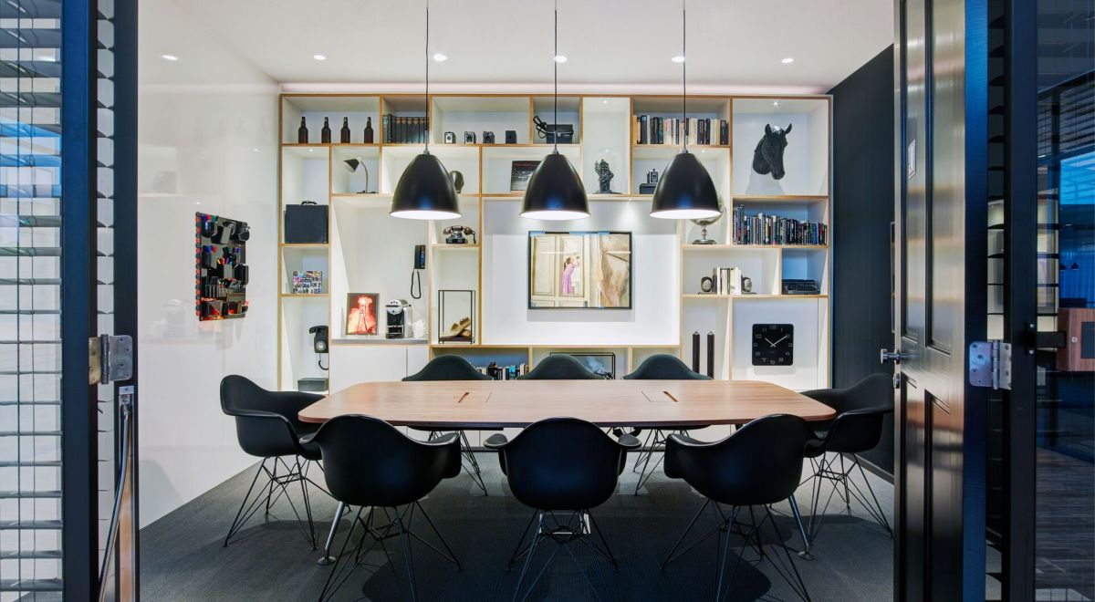 societyM meeting rooms in Rotterdam