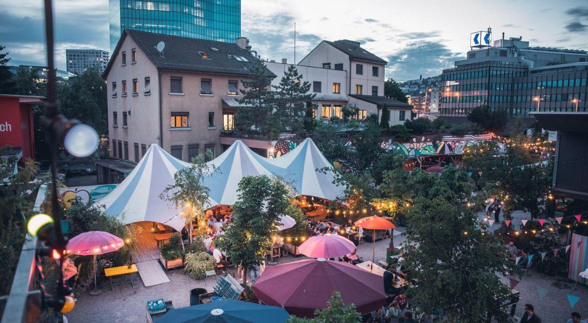 Zurich festival