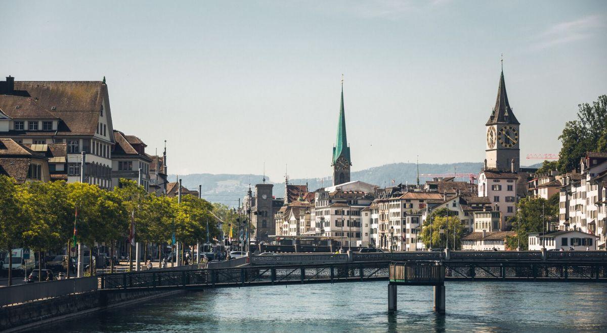 Zurich city center